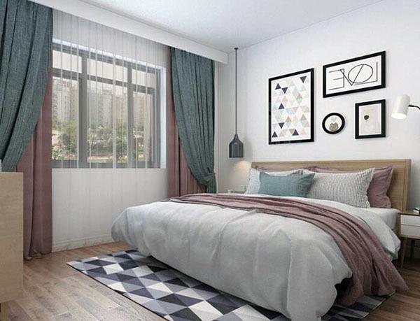 2019流行的卧室装修风格 装修风格分类图片大全