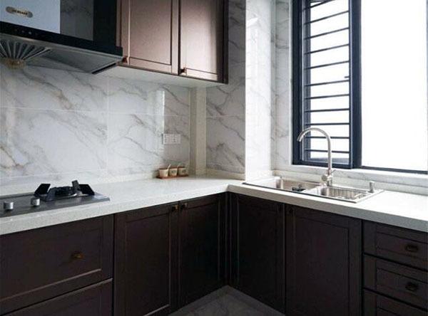 美式风格厨房的特点是什么